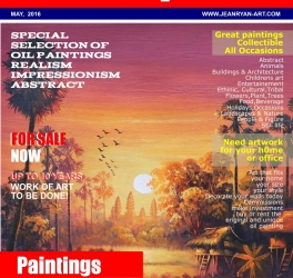 CATALOG OF MASTERPIECE PAINTINGS COMING OUT SOON!